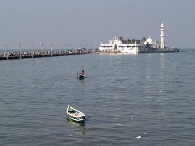 Bombay - Moschea di Haji Ali