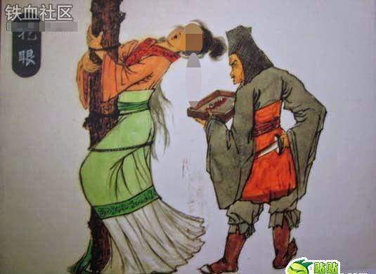 """""""Nổi da gà"""" màn tra tấn phụ nữ man rợ tại Trung Quốc"""