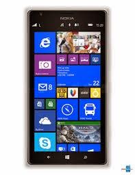 Gambar Nokia Lumia 1520