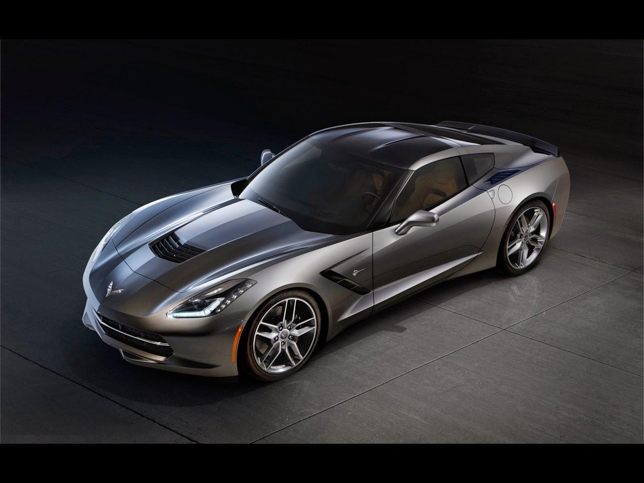Chevrolet Corvette Stingray Car Wallpaper