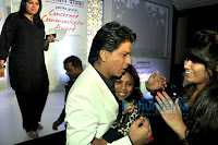 Shahrukh Khan honoured with Concerned Communicator Award