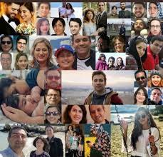 یادبود مسافران پرواز اوکراین