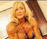 View the Profile of Female Bodybuilder Alana Snow