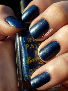 Barry M nr 325 - Denim