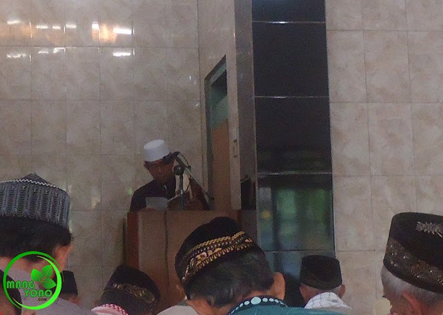 Shalat Idul Adha 1436 H/2015 M di Pagaden Barat, Subang