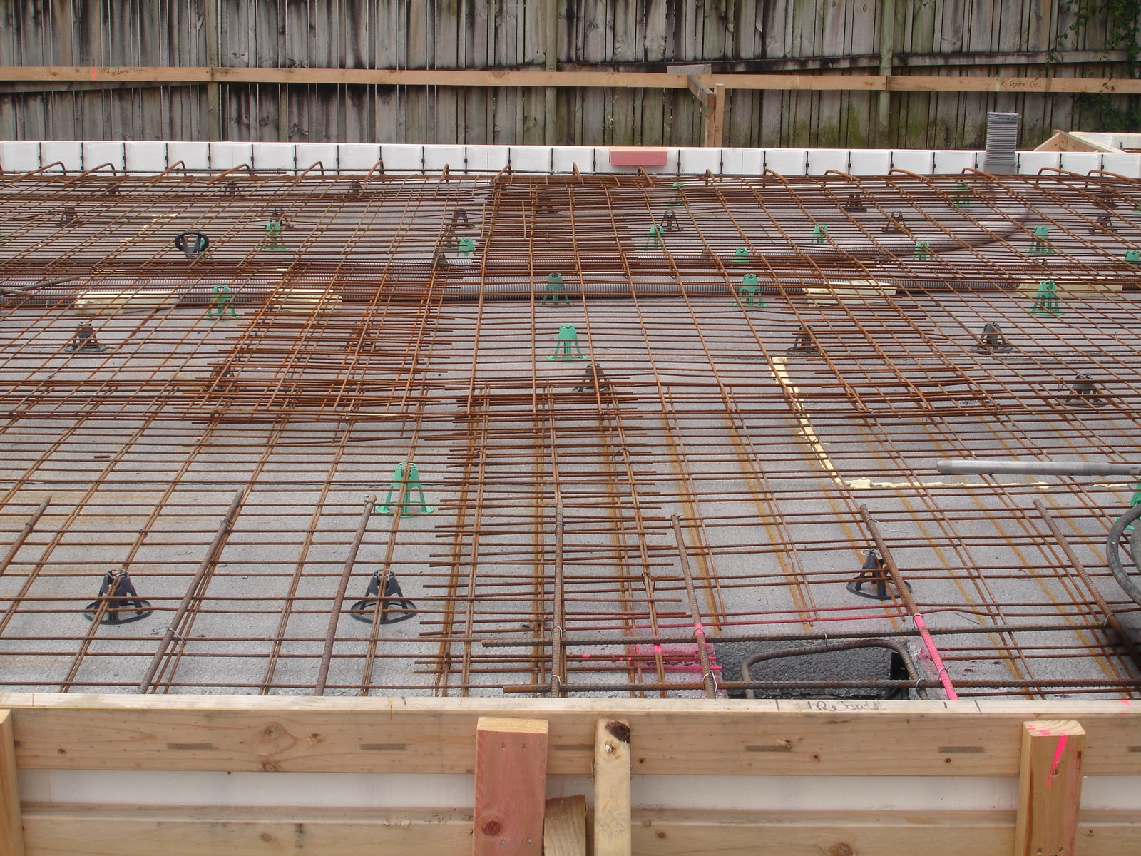 Concrete floor slab second pour the new zealand 39 s for Slab homes