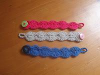 Crochet Bead Bracelet Pattern - LoveToKnow