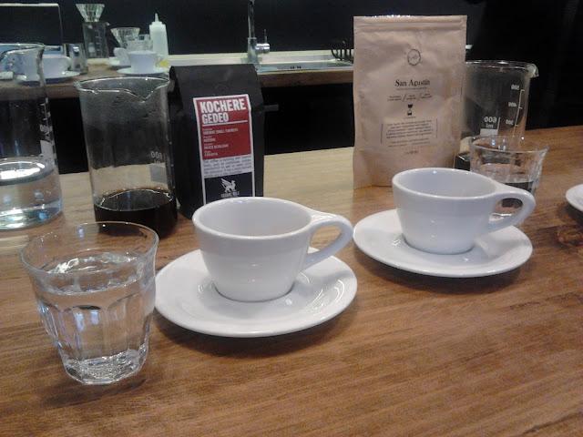 Filtrovaná káva v Industra Coffee