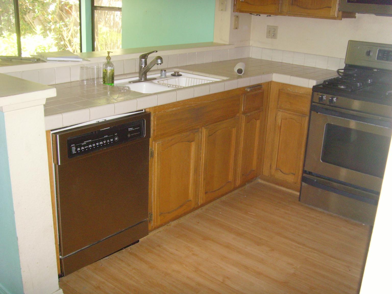Vita a San Diego: 1002 - la cucina