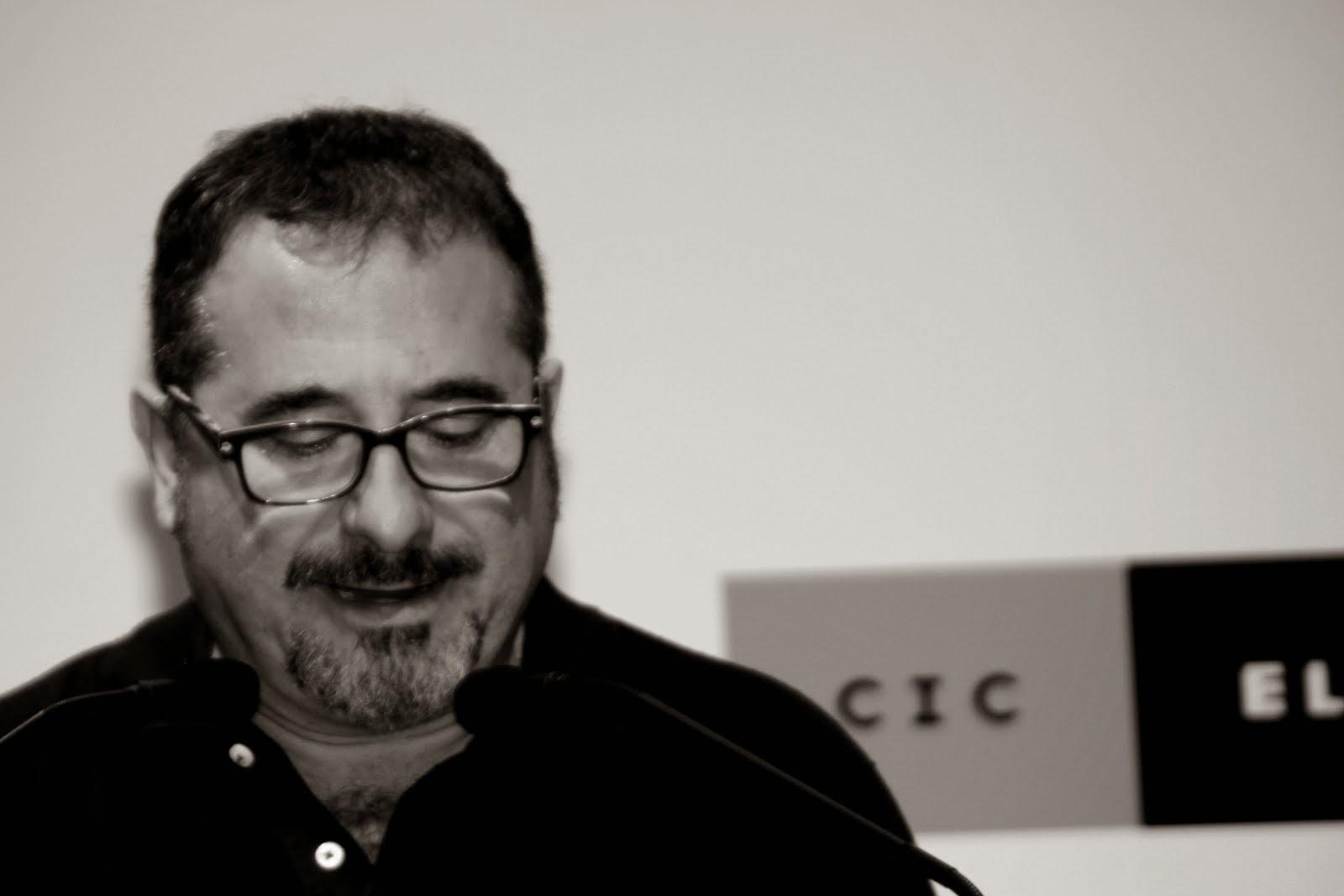 La poesía de Juan María Jiménez en La Noche en Blanco de Granada