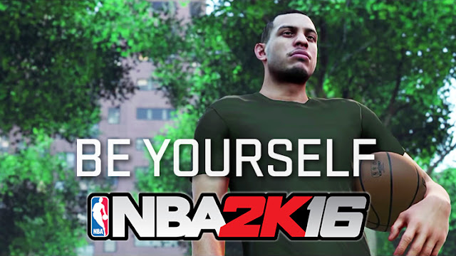 NBA 2K16 Be Yourself Trailer