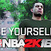 "NBA 2K16 - ""Be Yourself"" Official Trailer"