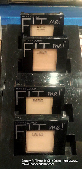 Maybelline Fit Me Compact Powders