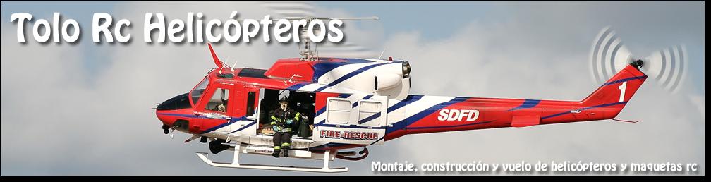 Tolo Rc Helicópteros