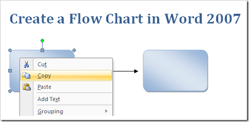 Free Flow Chart Template Word 2010 Alcatine – Free Flow Chart Template