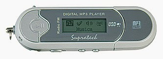 reproductor mp3 supratech jazz classic