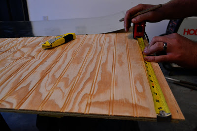 how to make sure a board is straight boxing