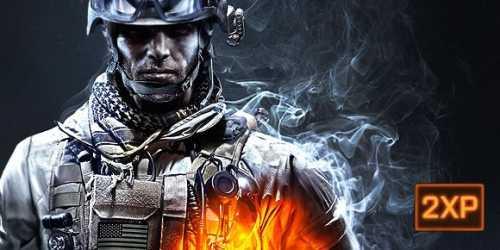 Puntos dobles en Battlefield 3 desde hoy 21 de Agosto hasta el 26.