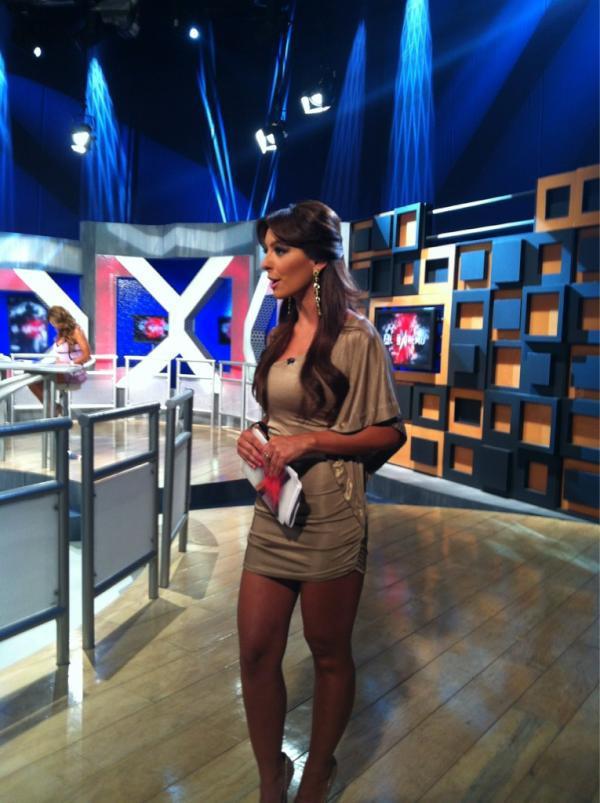 """... """"Angelique Boyer H Extremo Mexico Enero 2015"""" – Calendar 2015"""