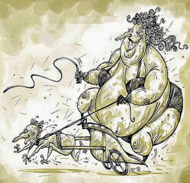 Gilmar: The fat lady singin'.