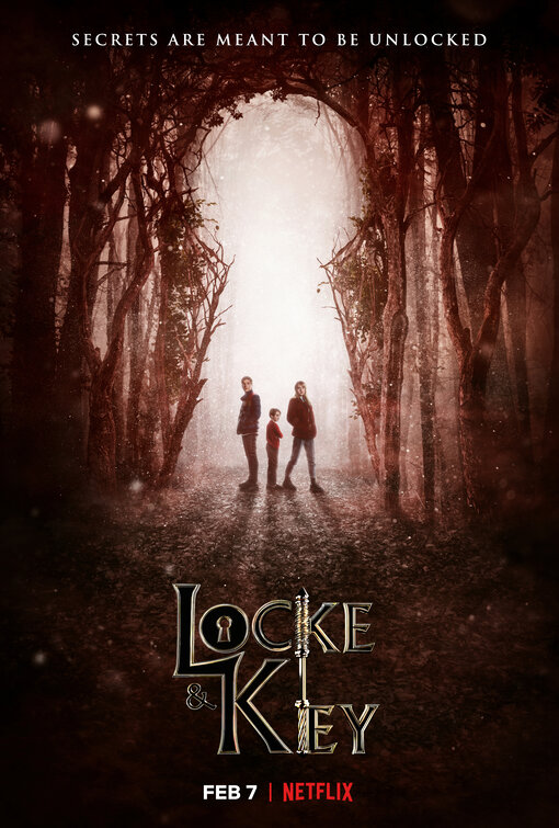 """LOCKE AND KEY"""