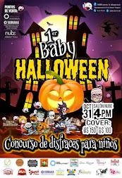 Baby Halloween, una fiesta para niñas y niños de Xalapa