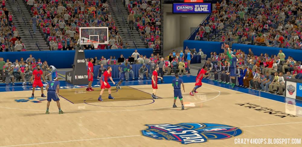 NBA 2K13 PC Unlock All-Star Teams Roster - NBA2K.ORG