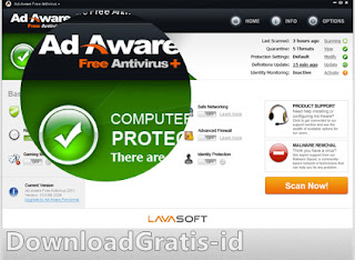 Software Antivirus Anti Malware Gratis