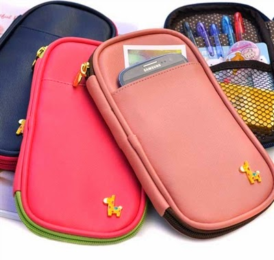 chic pencil cases at CoolPencilCase.com