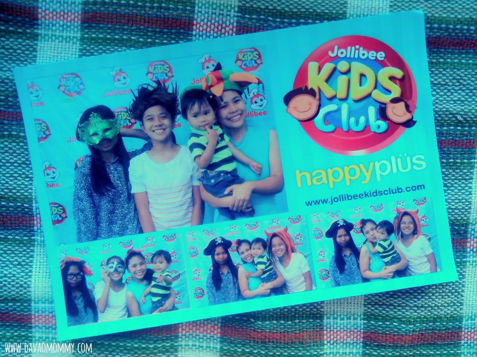Jollibee Kids Club, Jollibee Happy Plus Card