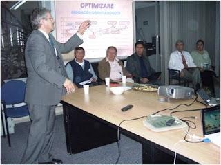 Reunion de evalucion de Urantia Bogotá