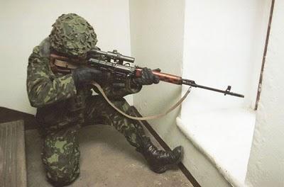 Sejarah Dragunov, Senjata Mematikan Itu