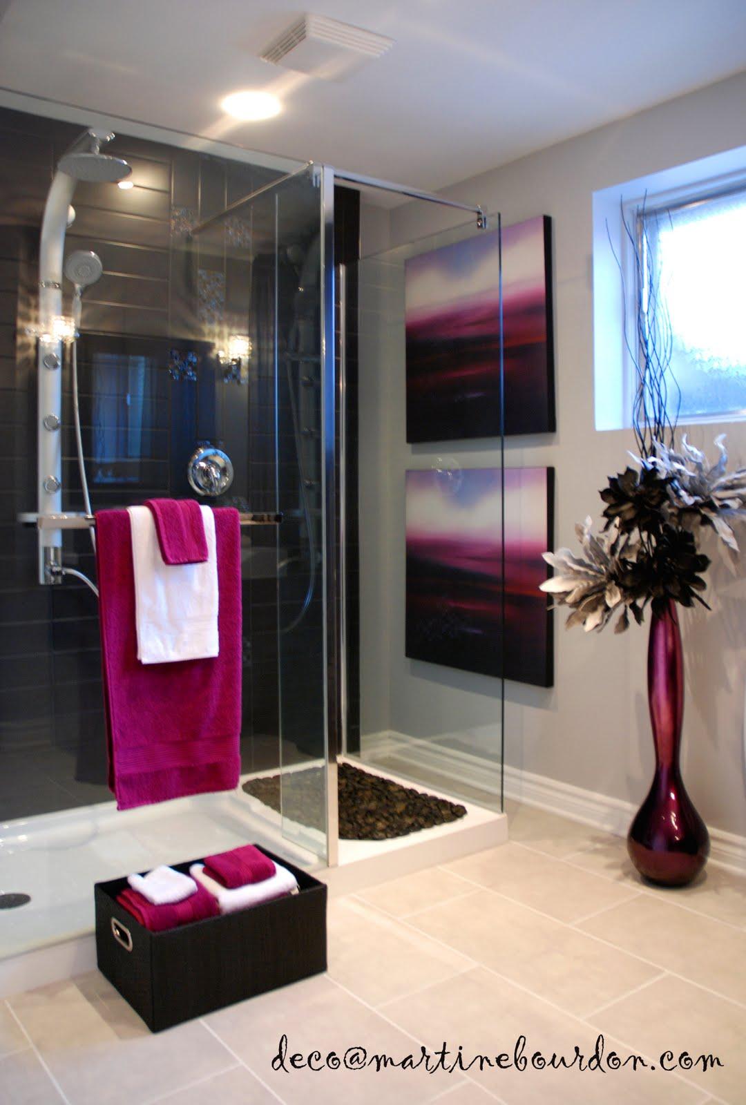 L 39 espace d co un sous sol une salle de bain et de la for Decoration fenetre sous sol