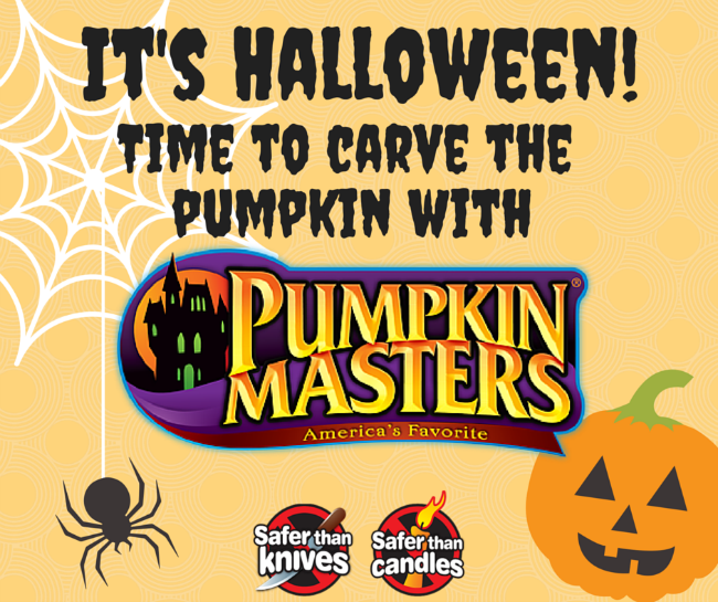 Pumpkin Carving with Pumpkin Masters - collection of bloggers