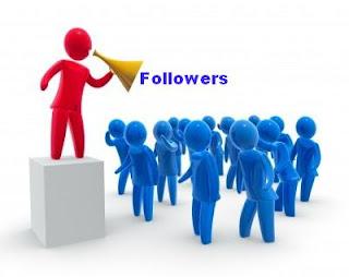 Konfirmasi Followers Berbagi Kreativitas