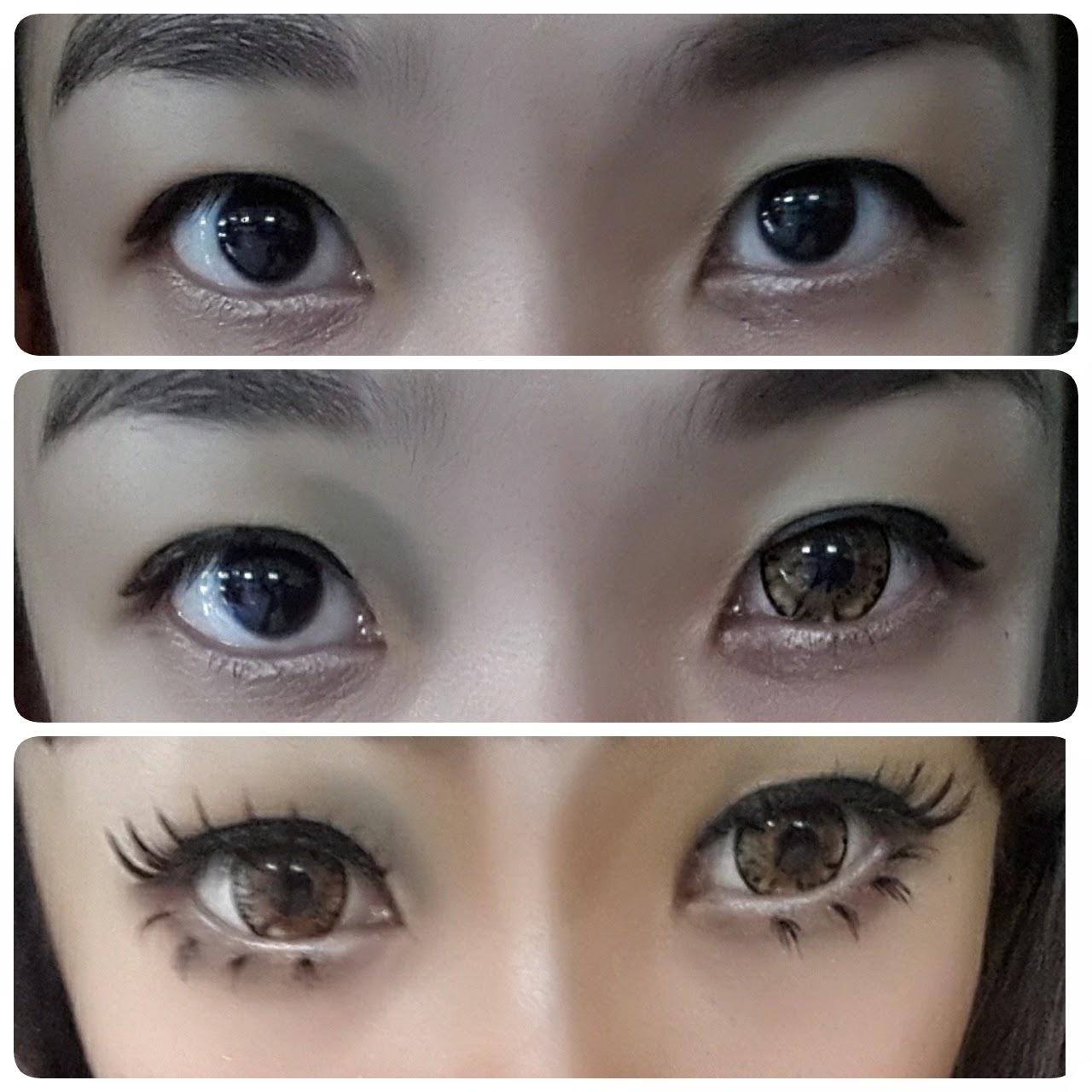 make up mata sipit mata sipit tutorial make up agar terlihat besar ...