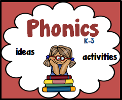 A Pinterest Board full of Phonics Resources and Ideas for the Classroom!