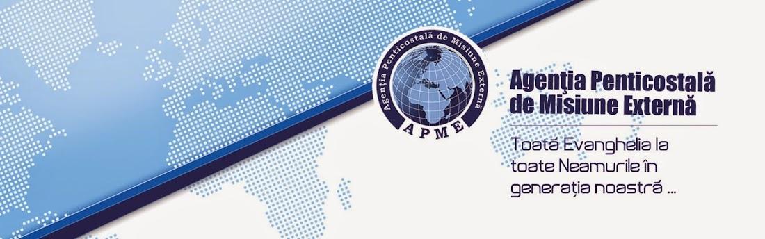 Agenţia Penticostală de Misiune Externă