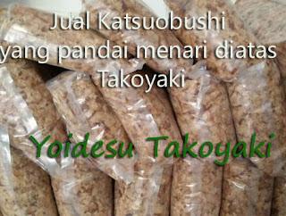 jual bahan takoyaki