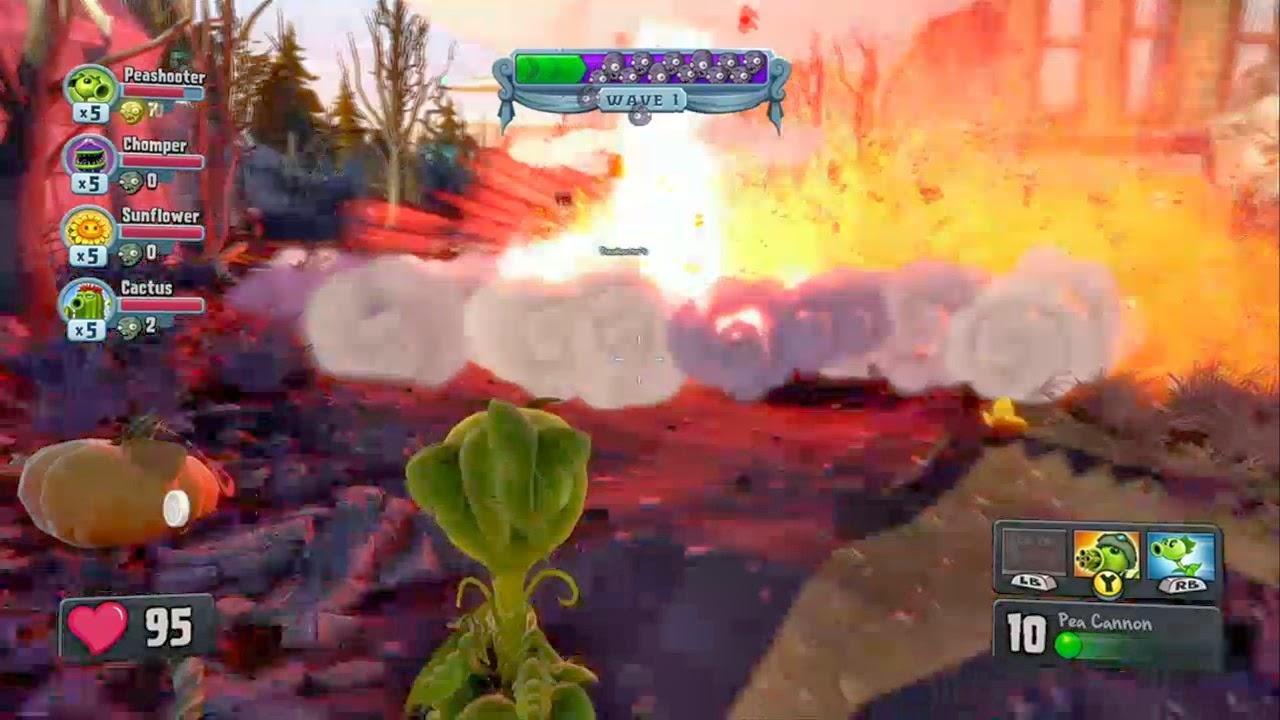 Plants Vs Zombies Garden Warfare For PC Screenshots