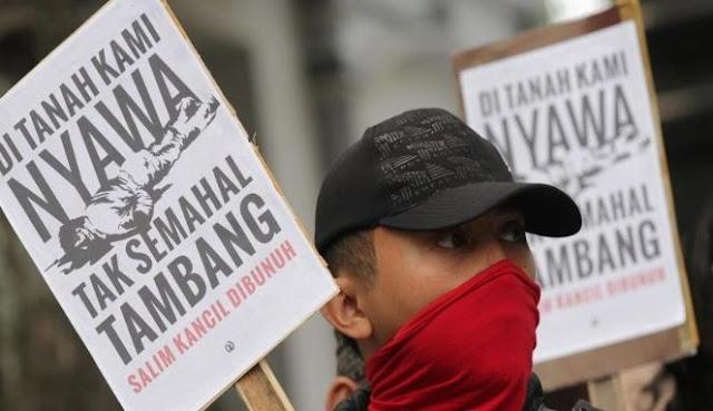 Tiga Jurnalis Peliput Lingkungan Diancam Dibunuh