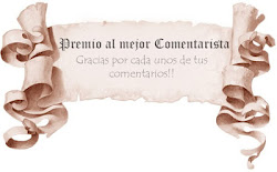 Premio al mejor comentarista
