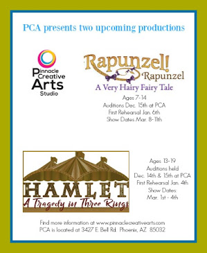 Pinnacle Creative Arts Presents