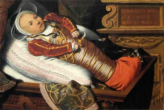 Tudor Babies Clothes