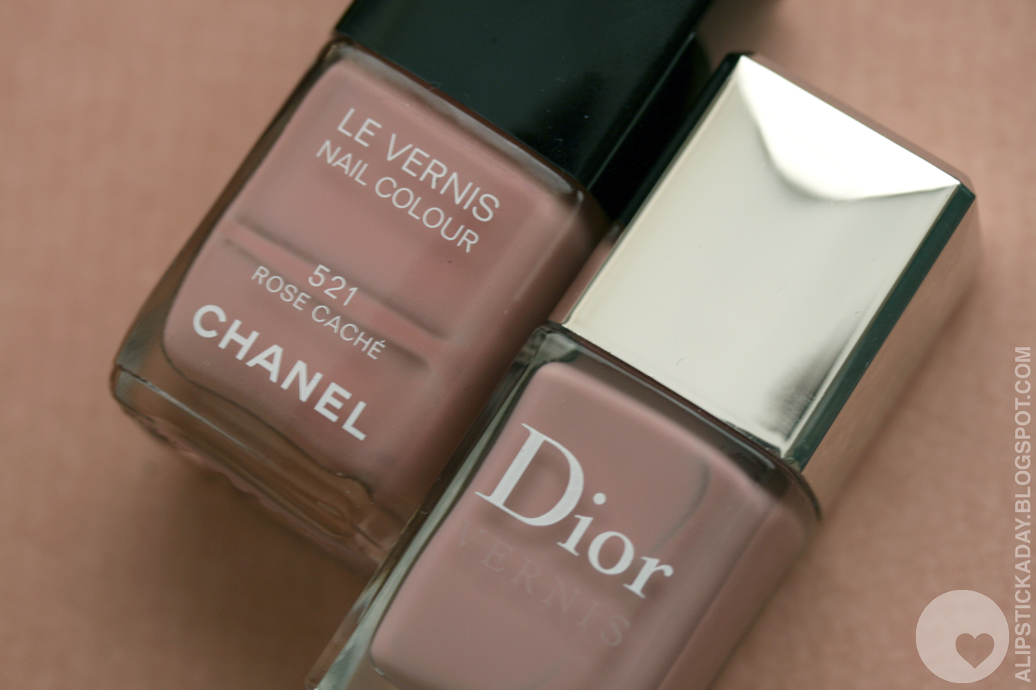 A LIPSTICK A DAY | Nails of the day #11 - Dior Vernis in Incognito ...