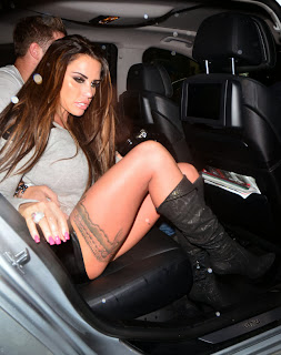 Katie Price Tattoos Designs| Katie Price Tattoos Pictures