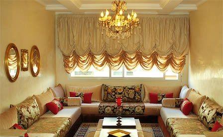 Genie bricolage d coration salon marocain 2013 photos for Les modeles des salons marocains
