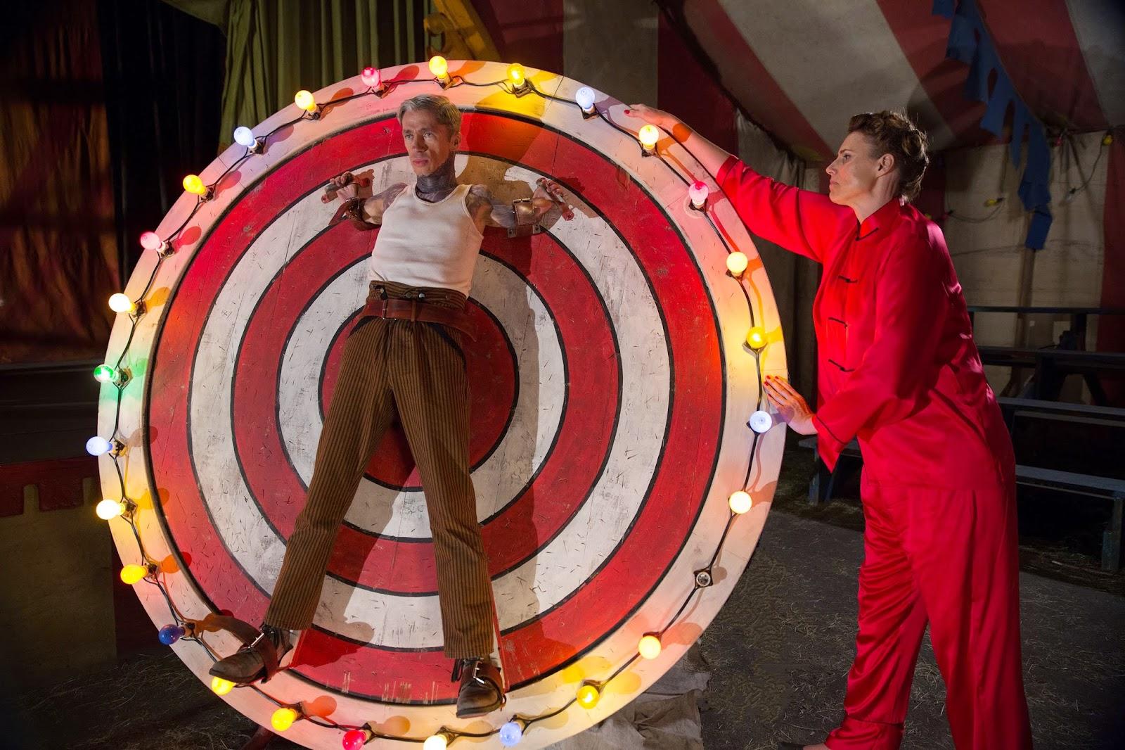 Imágenes promocionales del 4x06: 'Bullseye'