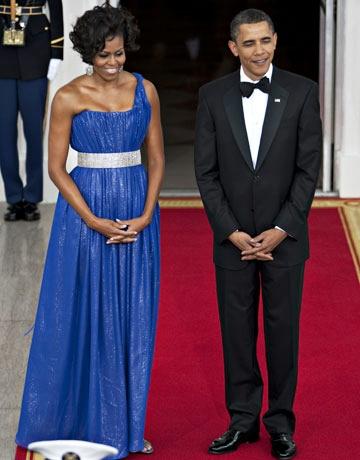 LIB'S LABYRINTH: Michelle Obama