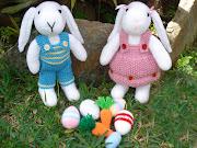 Mis Conejos de Pascua. (My Easter Bunnies)